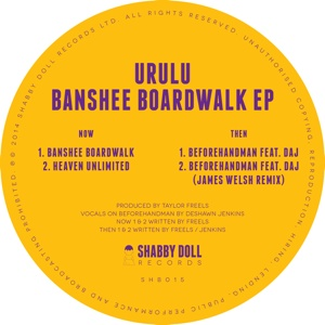 Urulu/BANSHEE BOARDWALK EP 12""