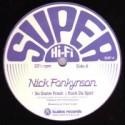 "Nick Fonkynson/SO DAMN 12"""