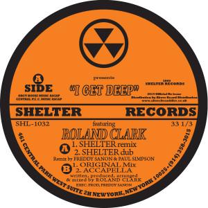 """Roland Clark/I GET DEEP 12"""""""