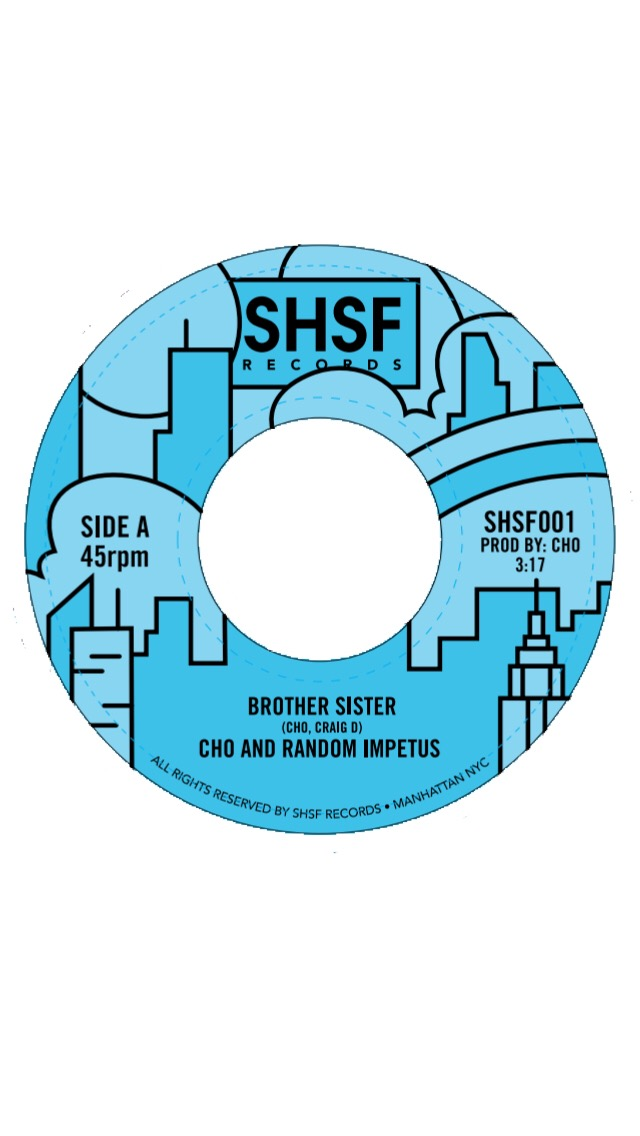 Cho & Random Impetus/BROTHER SISTER 7""