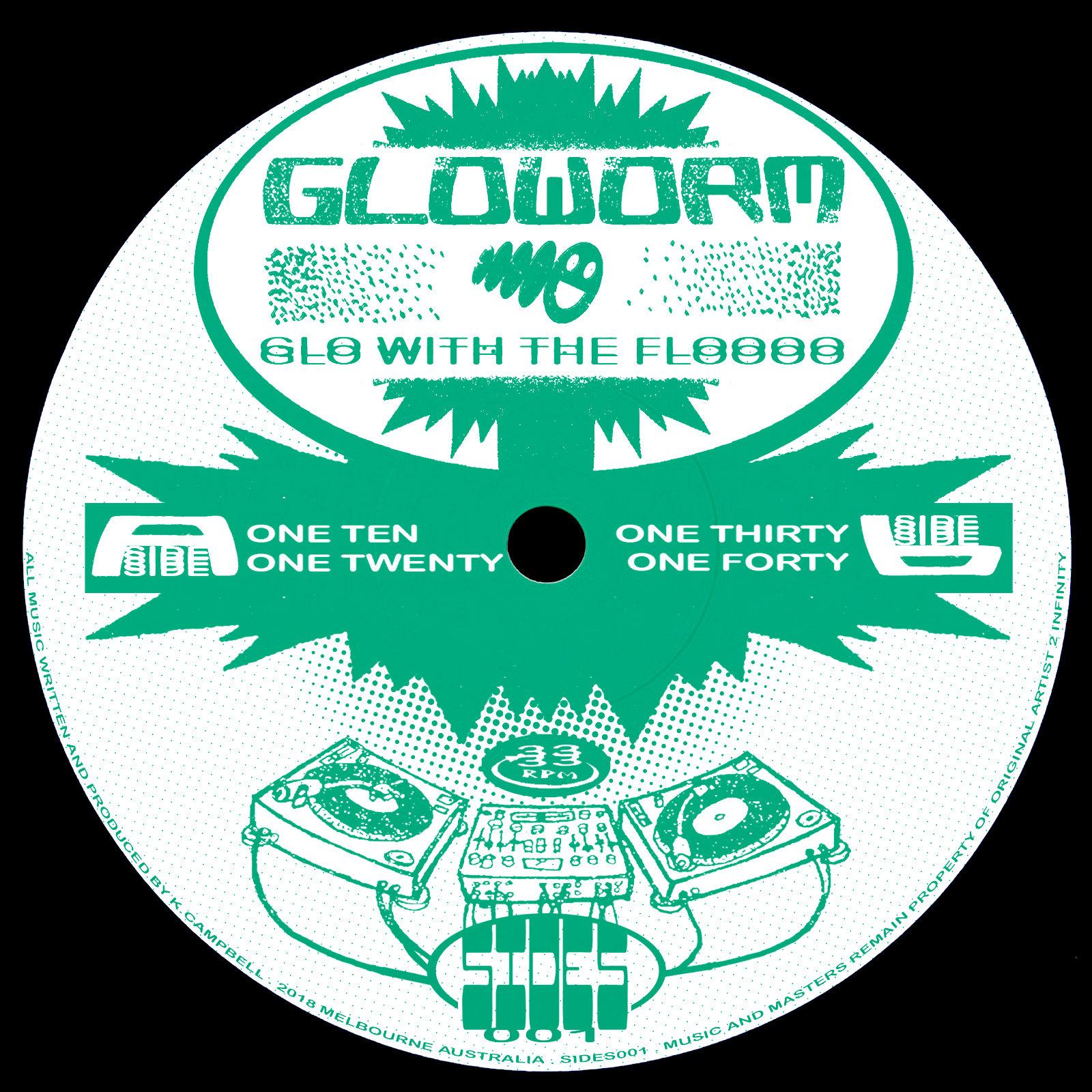 "Gloworm/GLO WITH THE FLOOOO 12"""