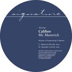 Calibre/MR. MAVERICK 12""