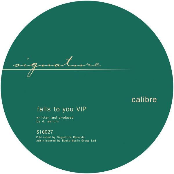 "Calibre/FALLS TO YOU VIP 12"""