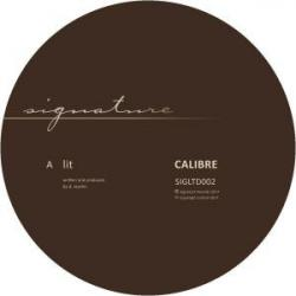"""Calibre/LIT & GENTLE PUSH 12"""""""