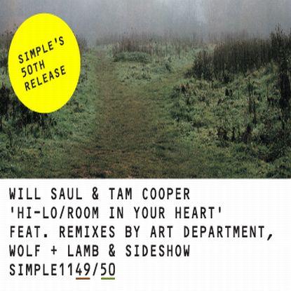 Will Saul & Tam Cooper/HI-LO DLP