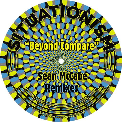 "Situation/BEYOND.. (SEAN McCABE RMX) 12"""