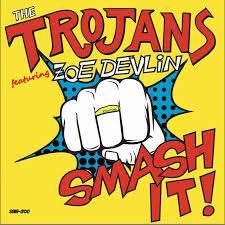 Trojans/SMASH IT! (JAPAN) CD