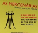 As Mercenarias/BEGINNING OF THE END...CD