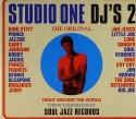 Various/STUDIO ONE DJ'S 2 CD