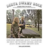 Various/DELTA SWAMP ROCK  DCD