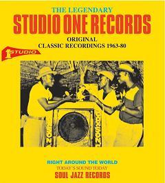 Various/LEGENDARY STUDIO ONE RECORDS CD