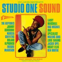 Various/STUDIO ONE SOUND CD