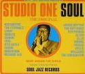 Various/STUDIO ONE SOUL CD
