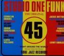 Various/STUDIO ONE FUNK CD