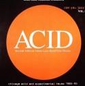 Various/ACID VOLUME 1 DLP