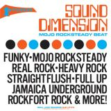 Sound Dimension/MOJO ROCKSTEADY BEAT DLP