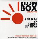 Various/RIDDIM BOX PT 2 (UK FUNKY) DLP