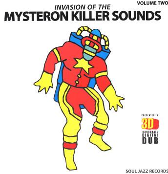 Various/MYSTERON KILLER SOUNDS VOL 2 DLP
