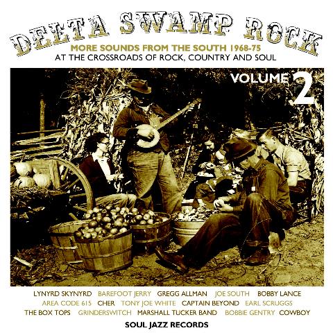 Various/DELTA SWAMP ROCK VOL.2 DLP