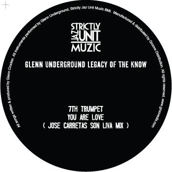 """Glenn Underground/7TH TRUMPET 12"""""""