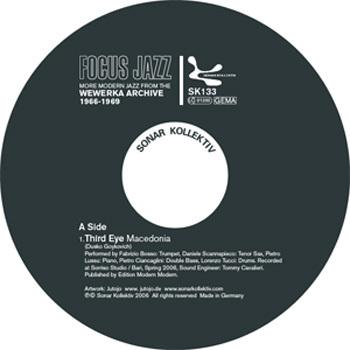 """Various/FOCUS JAZZ SAMPLER 12"""""""