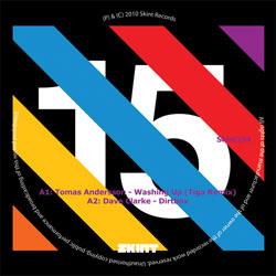 "Various/SKINT 15 EP 12"""