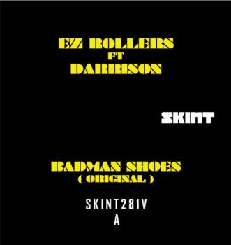 "EZ Rollers/BADMAN SHOES 10"""