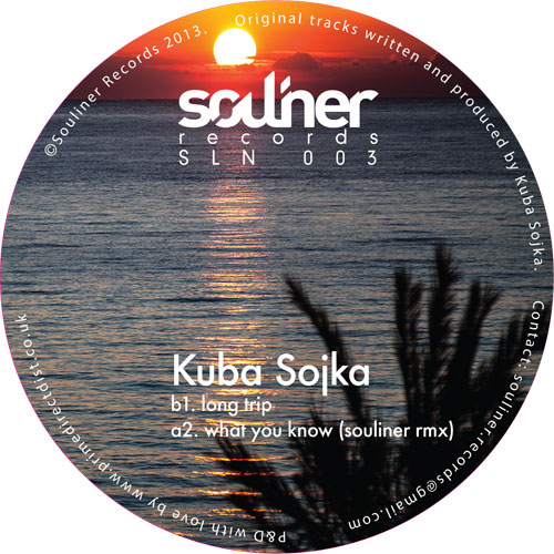 "Kuba Sojka/SUNNY DAY 12"""