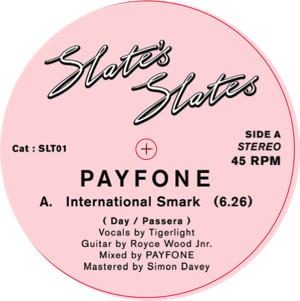Payfone/INTERNATIONAL SMARK & PEOPLE 12""