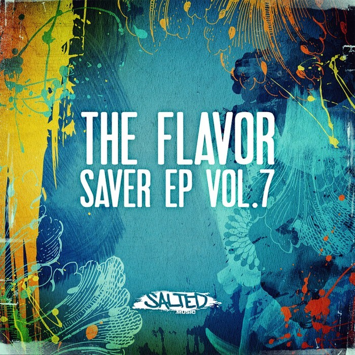 Various/THE FLAVOR SAVER EP VOL. 7  12""