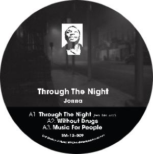 """Jonna/THROUGH THE NIGHT 12"""""""