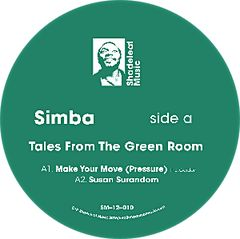 Simba/TALES FROM THE GREEN ROOM EP 12""