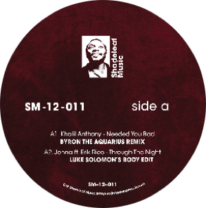 Various/SHADELEAF REMIXES EP 12""