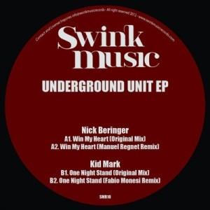 "Nick Beringer & Kid Mark/U.U. EP 12"""