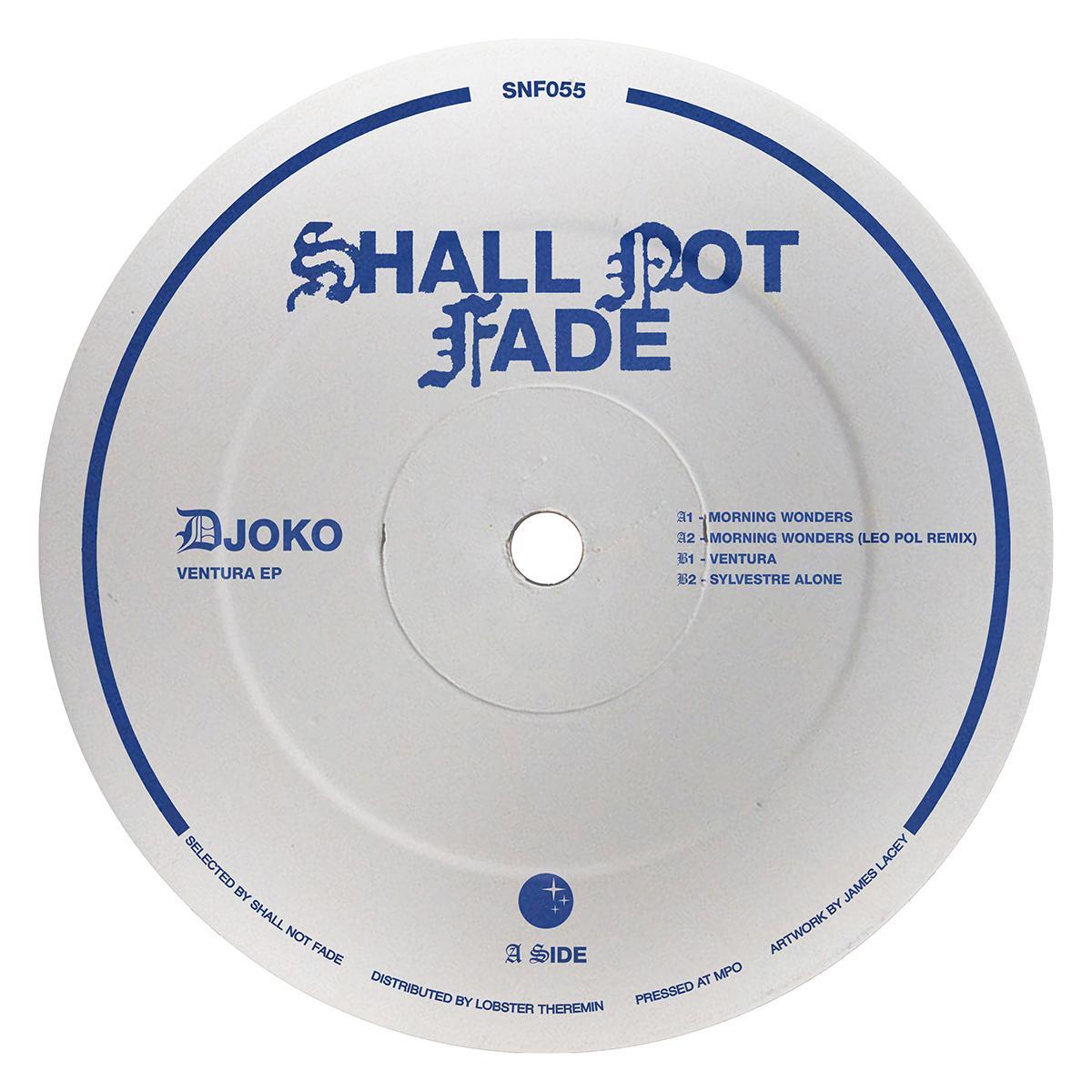 """Djoko/VENTURA EP 12"""""""