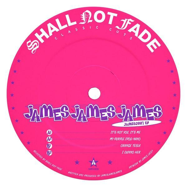"Jamesjamesjames/JAMES2007 EP 12"""