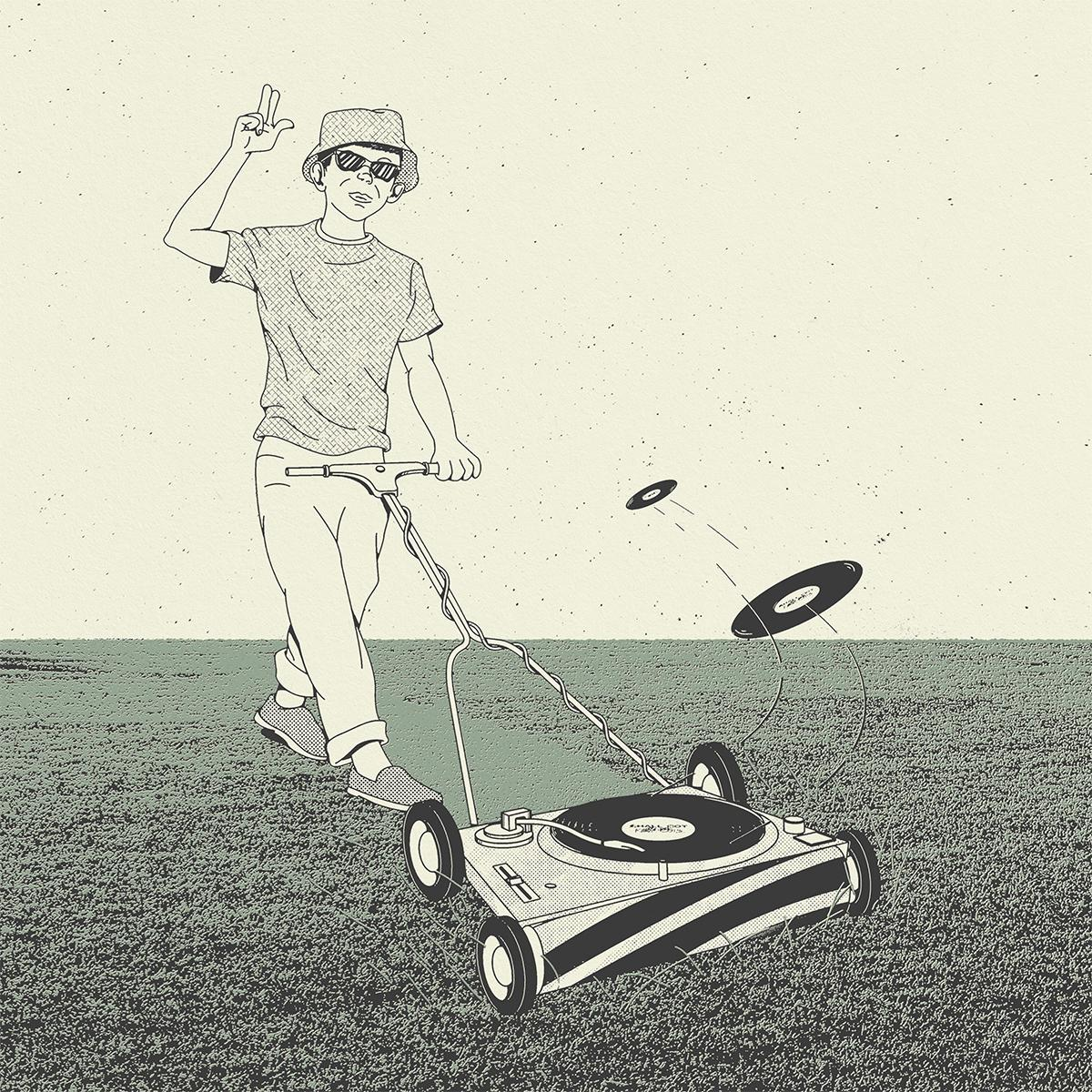 "Tom Frankel/MILESTONES EP 12"""