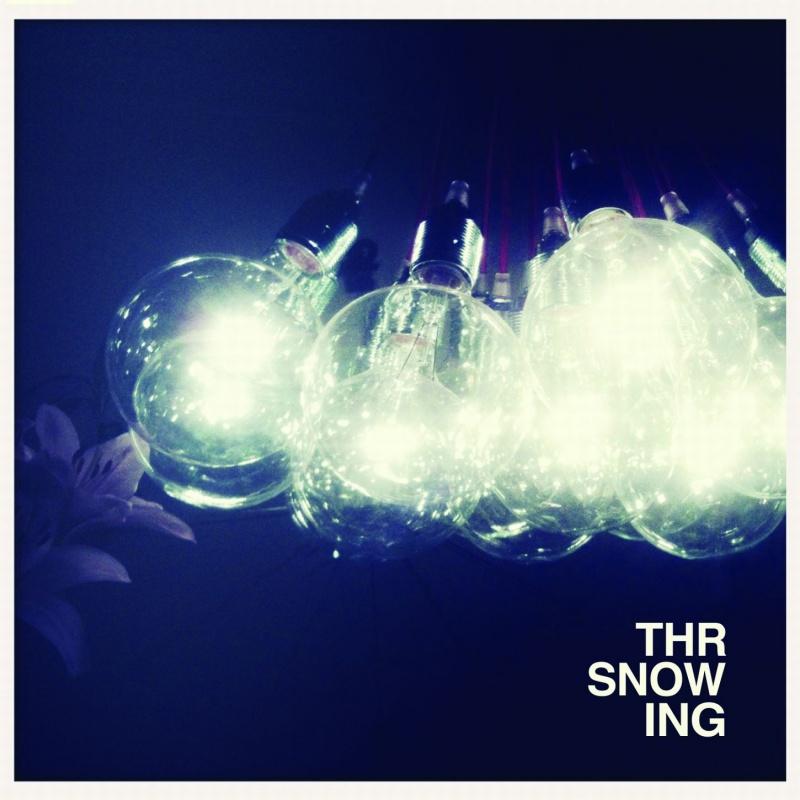 "Throwing Snow/CLAMOR EP 12"""