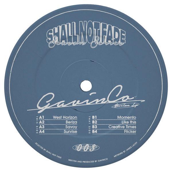 Gavinco/BERIZA LP