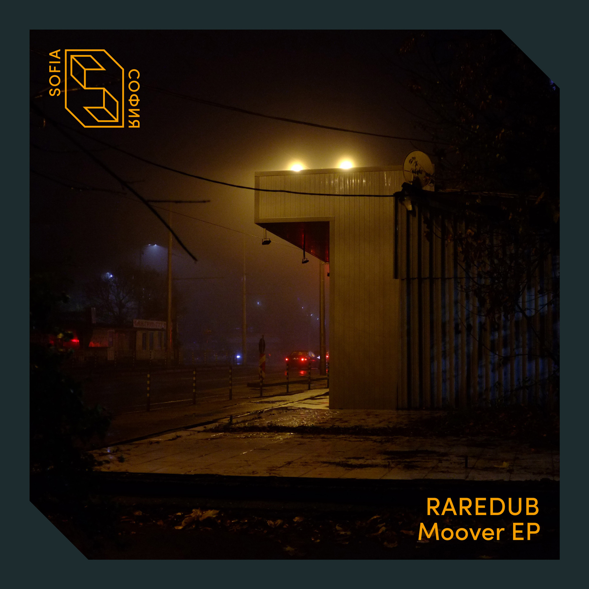 "Raredub/MOOVER EP 12"""