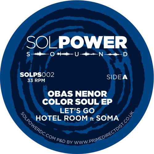 """Obas Nenor/COLOR SOUL EP 12"""""""