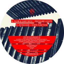 "Slam & Gary Beck/PRESSURE LIGHTS 12"""