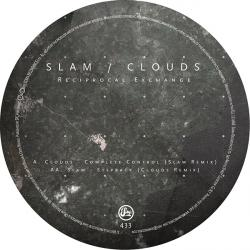 "Slam vs Clouds/COMPLETE CONTROL 12"""