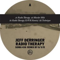 "Jeff Derringer/RADIO THERAPY 12"""