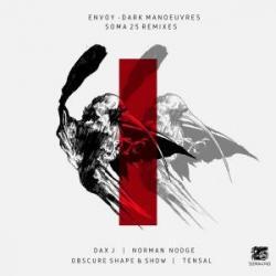 "Envoy/DARK MANOEUVRES REMIXES 12"""