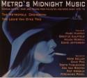 Various/METRO'S MIDNIGHT MUSIC DCD