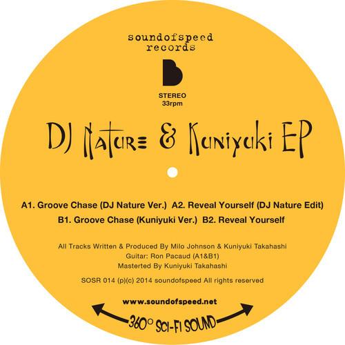 "DJ Nature & Kuniyuki/EP 12"""