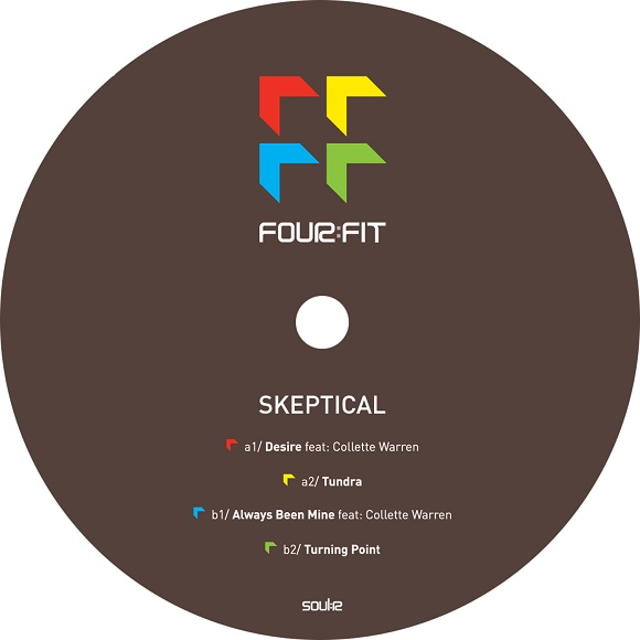 """Skeptical/FOURFIT EP 1 12"""""""