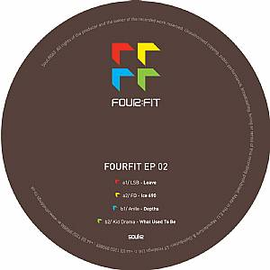 """Various/FOURFIT EP 02 12"""""""