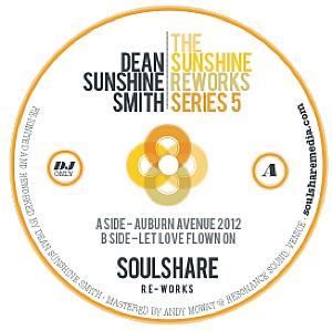 """Dean """"Sunshine"""" Smith/REWORKS #5 12"""""""